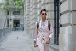 LONDON FASHION WEEK MENS SS18 DAY 1