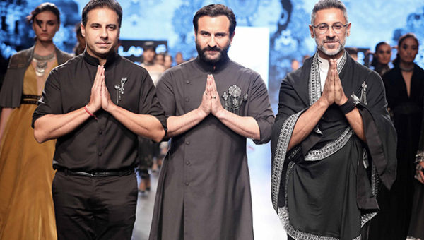 NEXA PRESENTED THE FASHIONABLE COLLECTION FOR MILLENNIALS BY SHANTANU AND NIKHIL AT LAKMÉ FASHION WEEK SUMMER/RESORT 2018