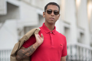 The Paris Polo By Lacoste.